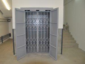 Подъемник для подземного гаража